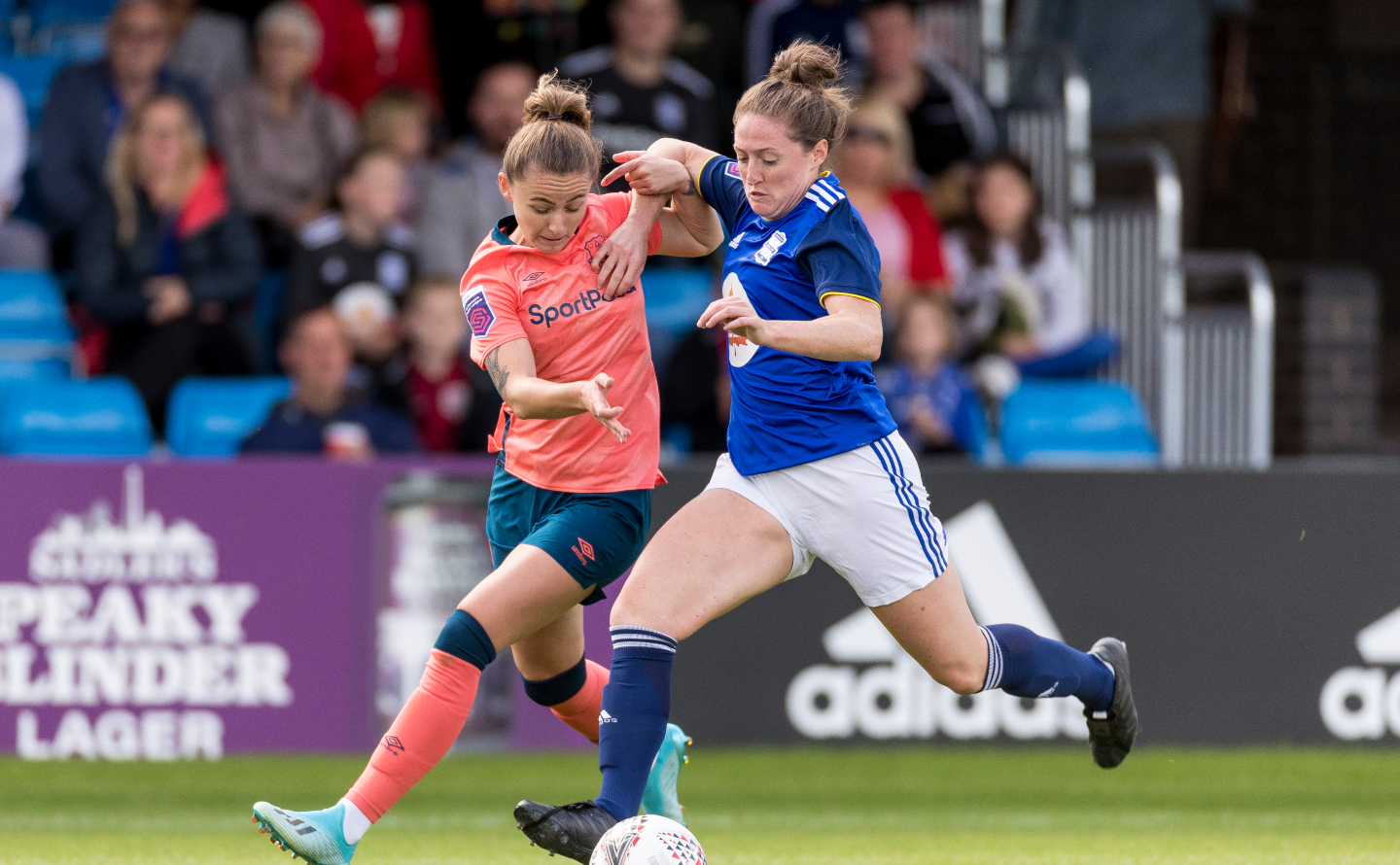 Birmingham City 0-1 Everton: FA WSL