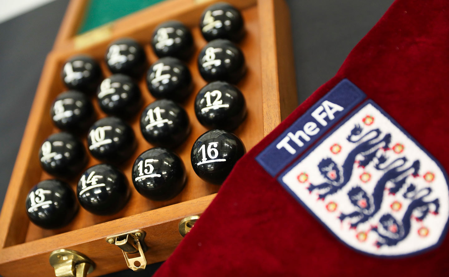 Women's FA Cup second round draw